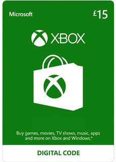 Xbox 15 pound virtual