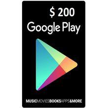 Google $200 virtual