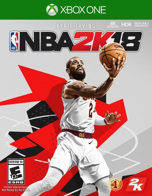 NBA 2K18 (US) for Xbox One