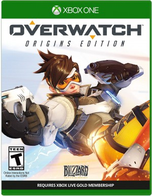 Xbox One Overwatch (PAL)