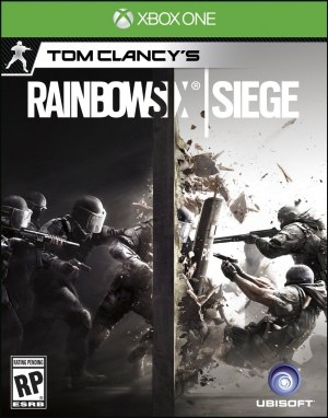 Xbox One Rainbows Siege (PAL)