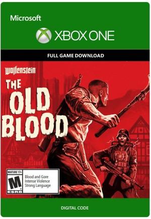 Xbox One Wolfenstein The Old Blood (PAL)