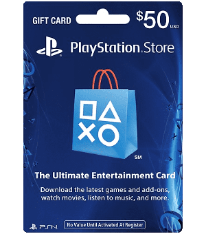 psn $50 scanned usa