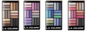 L.A. Colors 18 Color Eyeshadow Palette