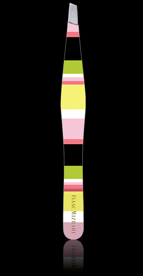 Revlon Love Collection™ By Leah Goren Slant Tweezer , Accurate shaping