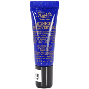 Kiehl's Midnight Recovery Eye Restorative Concentrate 3ml Travel Size