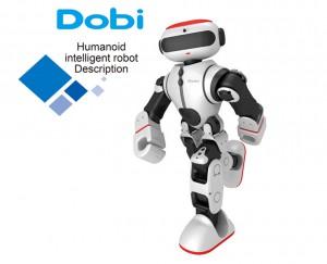Goolsky Wltoys F8 Dobi Intelligent Humanoid Robot Voice