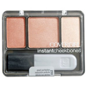 CoverGirl Contouring Blush, 210 Peach Perfection