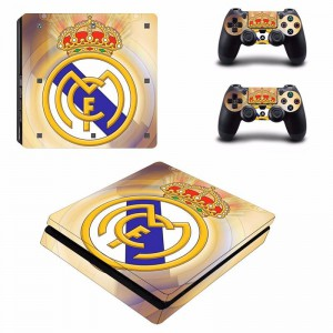 Real madrid PVC Skin Sticker Console sticker