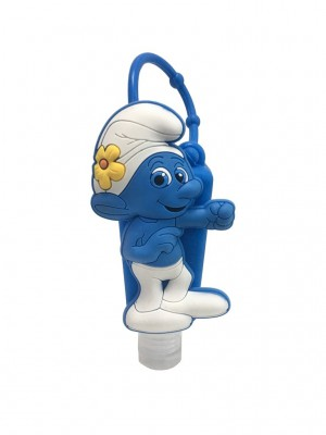 The Smurf - Hand Sanitizer - 30ml - Blue