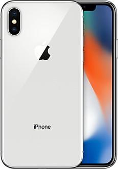 Apple iPhone X - Silver - 64 GB