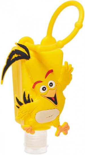 Angry bird - Hand Refreshing Gel 30ml  - Yellow