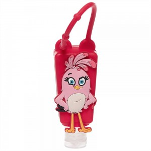 Angry bird - Hand Refreshing Gel 30ml  - Pink
