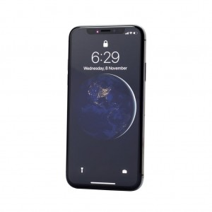 RhinoShield Impact Resistant Screen Protector for iPhone X