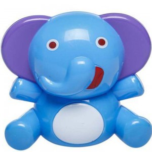 The Smurfs - Rattle Toy - Elephant