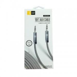 Case Logic Universal Aux Premium Cable - 10 Feet