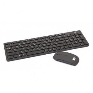 Case Logic CL-KB-CO-101-CSL-Arabic -Keyboard & Mouse-Black