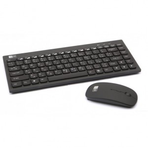 Case Logic Arabic Mini Keyboard & Mouse - CL-KB-CO-100-CSL - Black