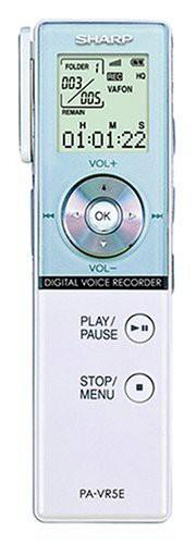 Sharp PA-VR5E Voice Recorder