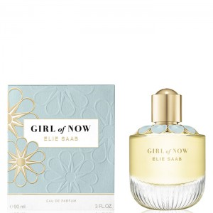 Perfume Elie Saab girl of now for women NEW - 90ml
