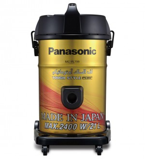 Panasonic Tough Style Plus+ Vacuum Cleaner - MC-YL799N747