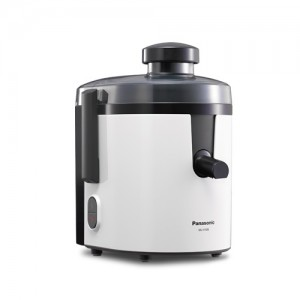Panasonic 400W Juicer With 1.7 Liters Pulp Container - MJ-H100WTZ