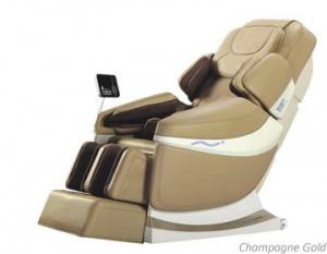 i-Rest Health Massage Chair Type - Beige (Model SL-A50-6)