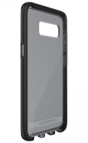 Tech21 Evo Check for Galaxy S8 (Smokey/Black)