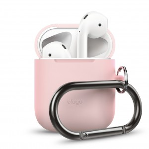Elago - Airpods hang case / Lovely pink