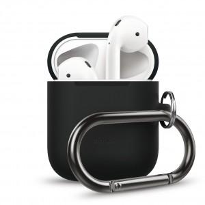 Elago - Airpods hang case / Black