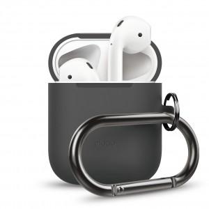 Elago - Airpods hang case / Dark grey