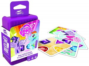 Cartamundi - Shuffle My Little Pony Card Game - 100209004
