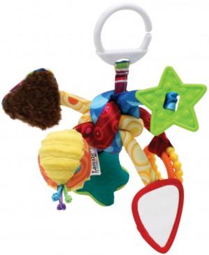 Tomy Lamaze Activity Knot Activity & Amusement Toy  (LC27128)