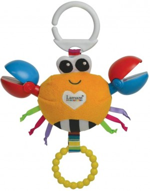 Tomy Lamaze LC27577 Clackety Claude Toy