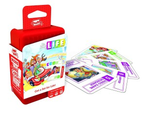 Cartamundi -Shuffle Game of Life Card Game - 100224004