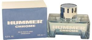 Hummer Chrome For Men Edt- 125ML