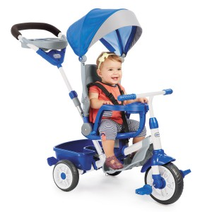 Little Tikes - Perfect Fit 4-in-1 Trike (Blue) - 643705