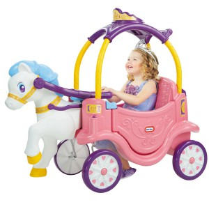 Little Tikes Princess Horse and Carriage - 642326