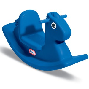 Little Tikes - Rocking Horse - Primary Blue - 1672