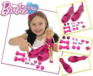 Halsall - Barbie Designer Shoe Set - 1680589