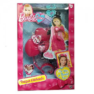 Halsall - Barbie & Me Hair Band Designer -1680755