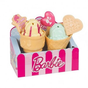 Halsall - Barbie & Me Doll'icious Ice Cream Creations - 1680757