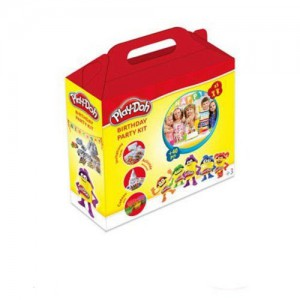 Darpeje - Play Doh Birthday Party Box - CPDO093