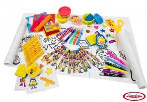Darpeje - Play Doh My Activities 100 Pcs One Meter Pack - CPDO103