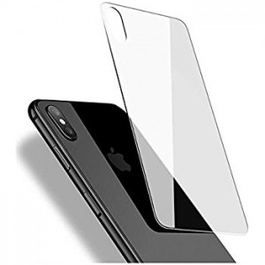 Back tempered Glass for iPhone X