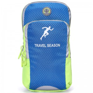 Travel Season Arm Band For Mobile Holding