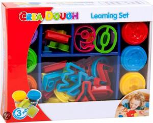 Five Stars - Crea Dough - Learning Set - 218-17