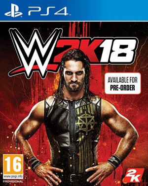 WWE 2K18 for PS4 - R2 (Arabic) - (NS)
