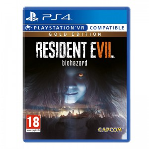 Resident Evil 7: Bio-Hazard Gold Edition (R2) for PS4