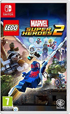 Marvel Superheroes 2 Nintendo switch
